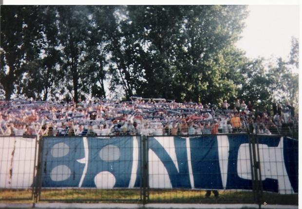ląsk Wrocław - Lech 5.08. 95