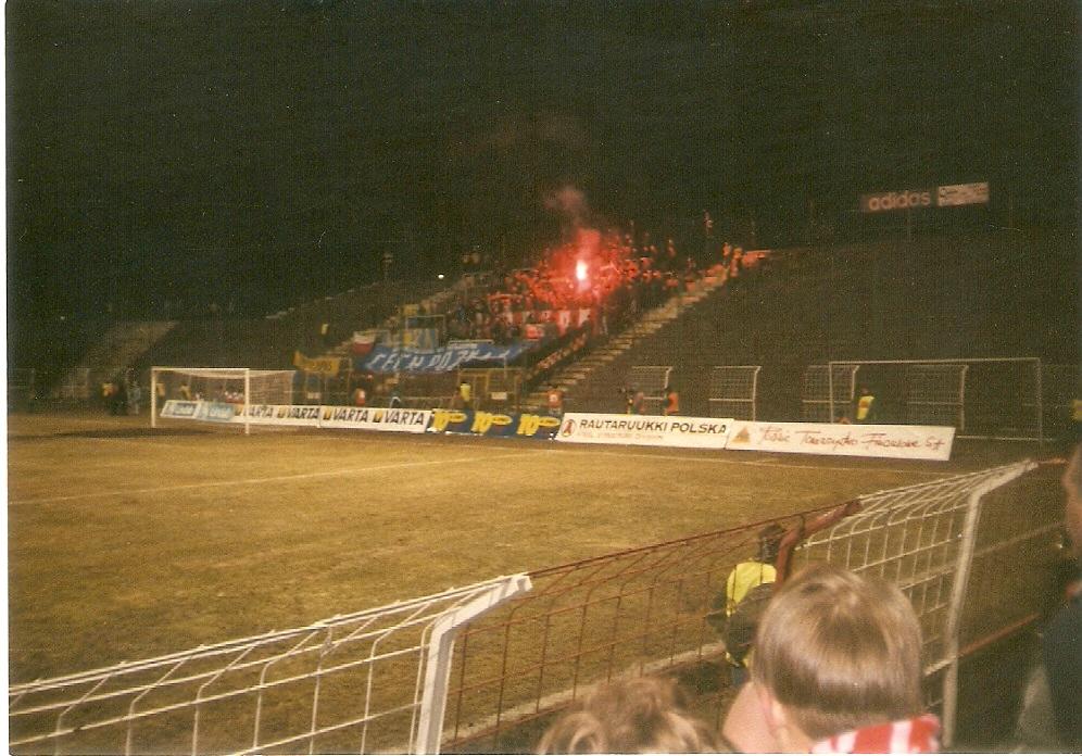 27.03.1996 Polska Słowenia w Łodzi