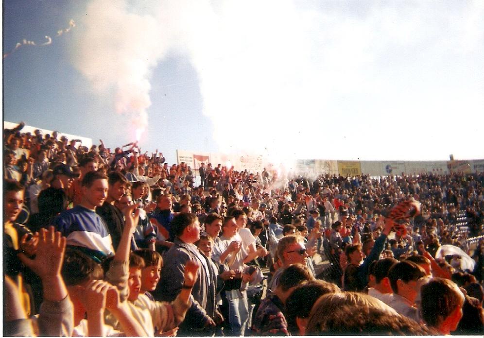 3.05.95 Puchar Polski Lech - GKS Katowice