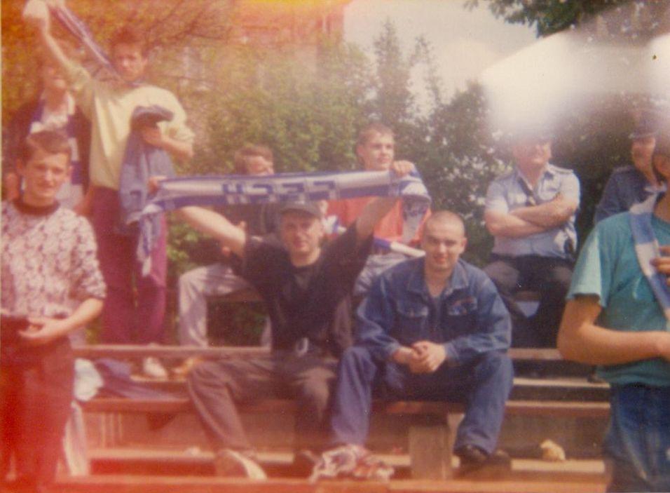 Jagiellonia - Lech 1992 1