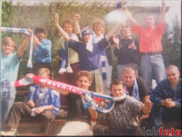 Jagiellonia - Lech 1992