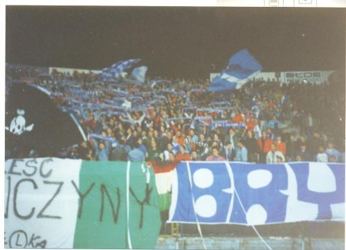 Lech - Legia 15.10 1994(2)
