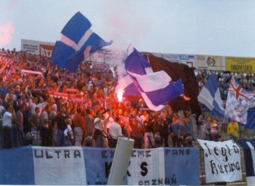 Lech - Pogoń 24.08.1994 (2)