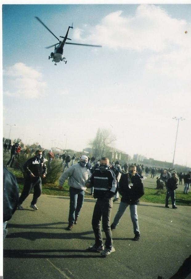 Lech - Widzew 15.03.1998