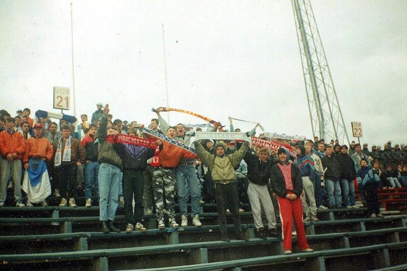 Pogoń - Lech 10.04.1993