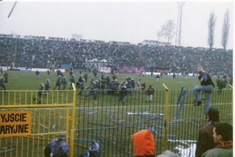 Pogoń - Lech 12.03.1994 2