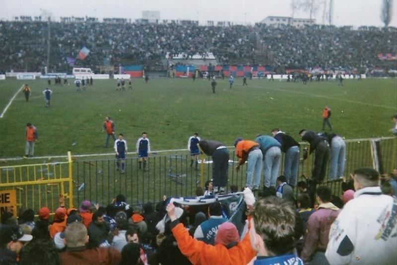 Pogoń - Lech 12.03.1994 (3)