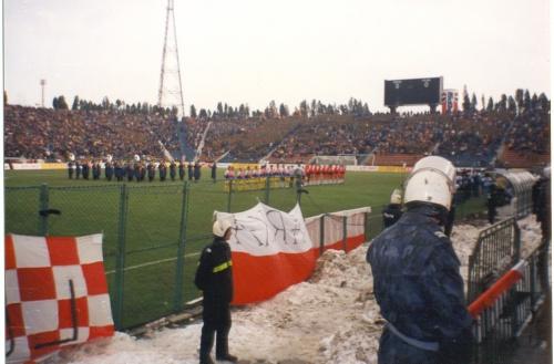 Rumunia - Polska (Bukareszt) 29.03 (2)