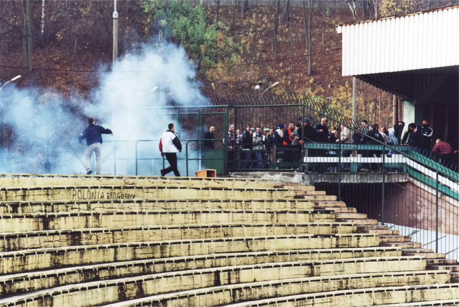 Lechia - Lech, 12.11. 2000 (1)