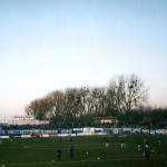 Arka Gdynia - Lech Poznań, 16.03.2002