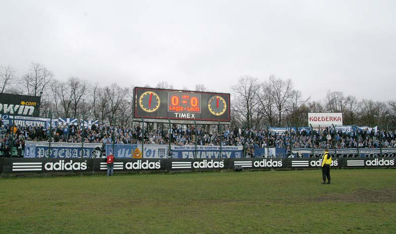 Legia - Lech, 12.04. 2008 (14)