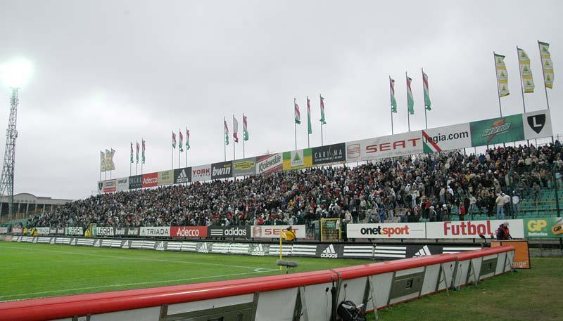 Legia - Lech, 12.04. 2008 (15)