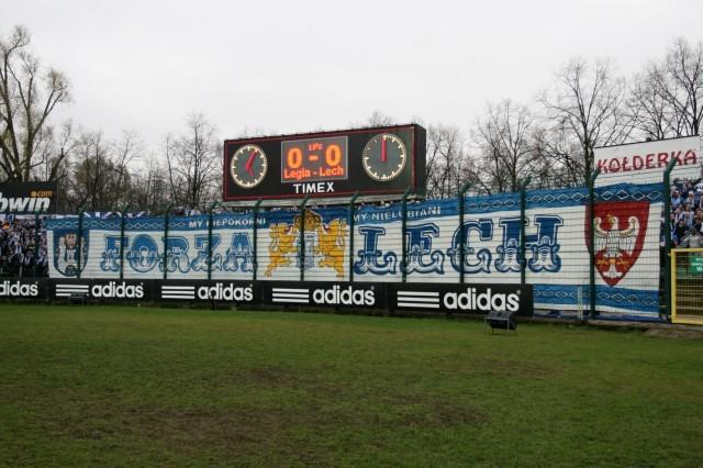 Legia - Lech, 12.04. 2008 (32)