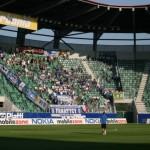 Grasshopper-Club Zurych - Lech Poznań, 28.08.2008
