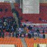 CSKA Moskwa - Lech Poznań, 27.11.2008