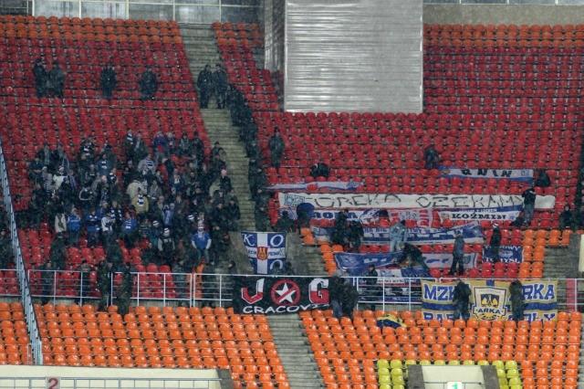 CSKA Moskwa - Lech Poznań, 27.11. 2008 (1)