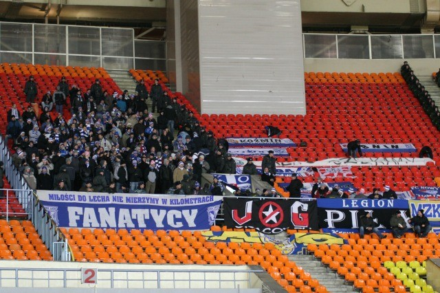 CSKA Moskwa - Lech Poznań, 27.11. 2008 (3)