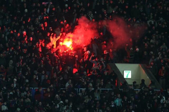 CSKA Moskwa - Lech Poznań, 27.11. 2008 (4)