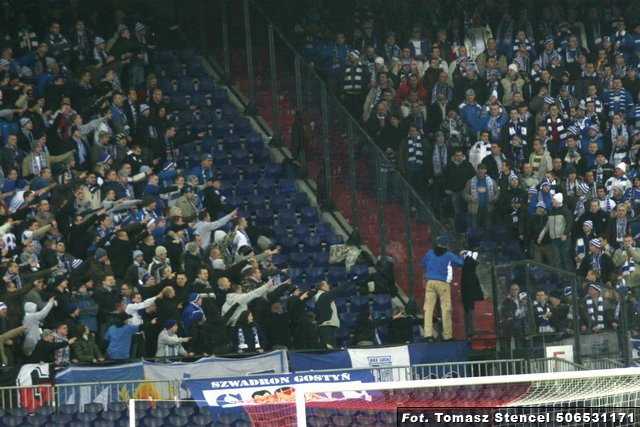 Feyenoord - Lech, 17.12. 2008 (14)