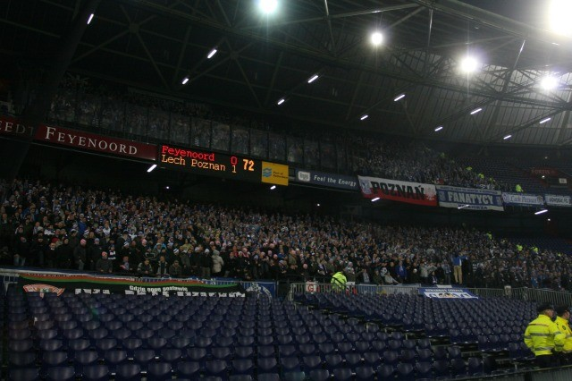 Feyenoord - Lech, 17.12. 2008 (6)