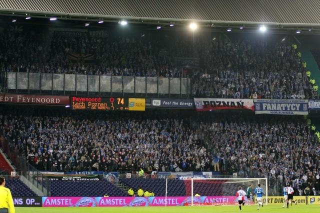 Feyenoord - Lech, 17.12. 2008 (8)