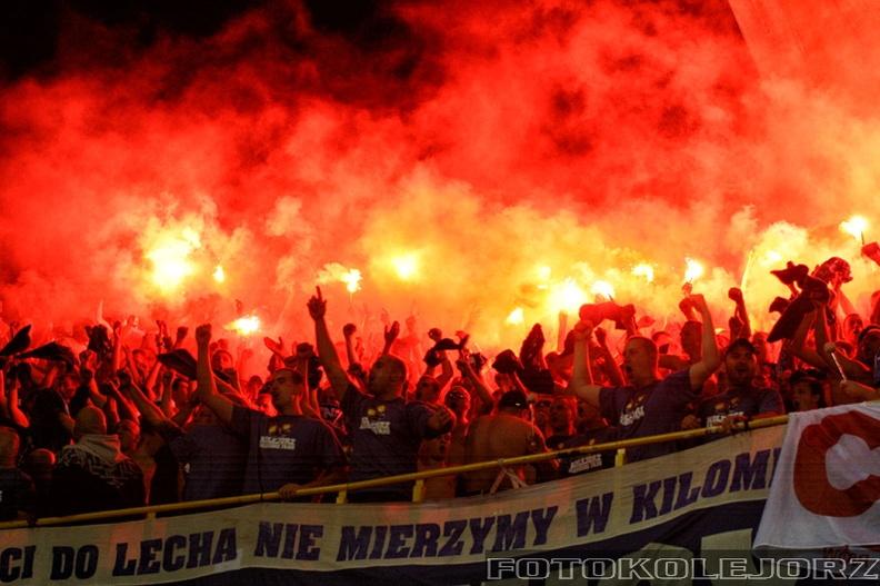 Club Brugge KV - Lech Poznań, 27.08. 2009 (17)