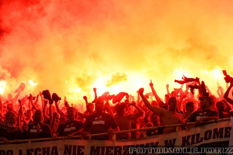 Club Brugge KV - Lech Poznań, 27.08. 2009 (19)