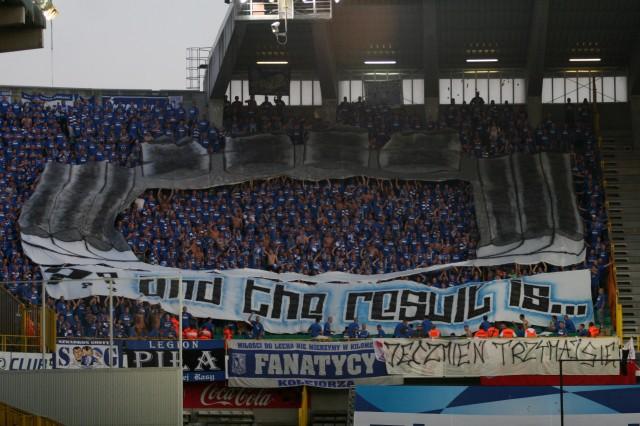 Club Brugge KV - Lech Poznań, 27.08. 2009 (7)