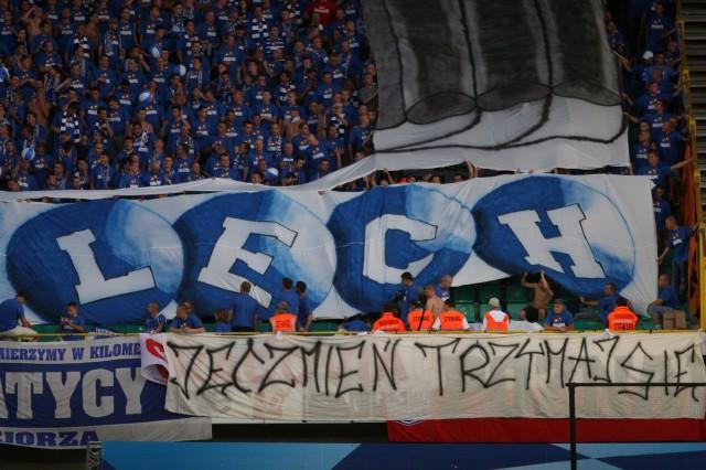 Club Brugge KV - Lech Poznań, 27.08. 2009 (8)