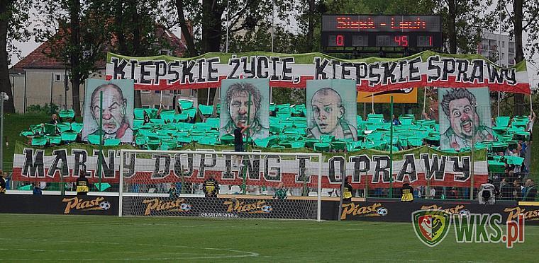 Śląsk Lech 2.05. 2010 (1)