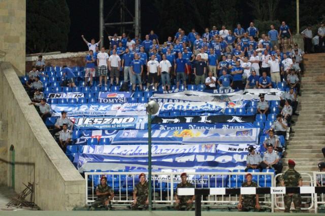 İnter Baku - Lech Poznań, 13.07 (8)