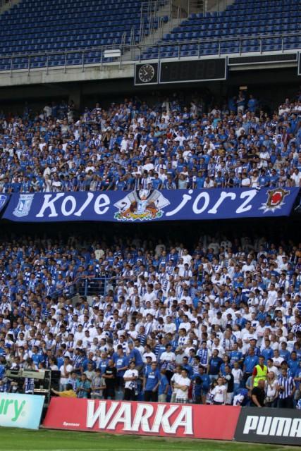 Lech - Inter Baku, 13.07 2010 (1)