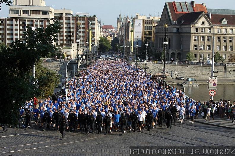 Sparta Praga - Lech Poznań, 27.07. 2010 (12)