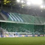 FC Salzburg - Lech Poznań, 16.12.2010