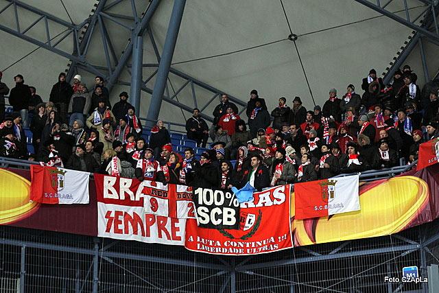 Lech - SC Braga, 17.02 (1)1