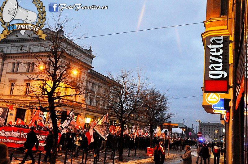 Marsz Zwycięstwa 19.02. 2012 (2)