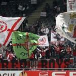 SC Braga - Lech Poznań, 24.02.2011