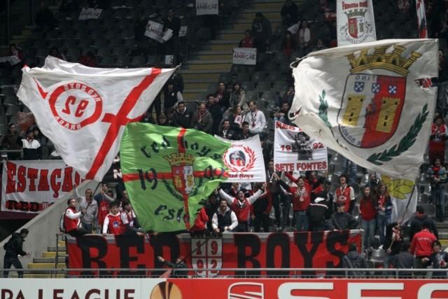 SC Braga - Lech Poznań, 24.02. 2011 (1)