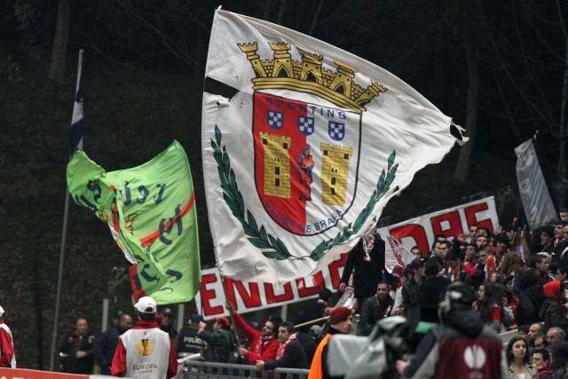 SC Braga - Lech Poznań, 24.02. 2011 (5)