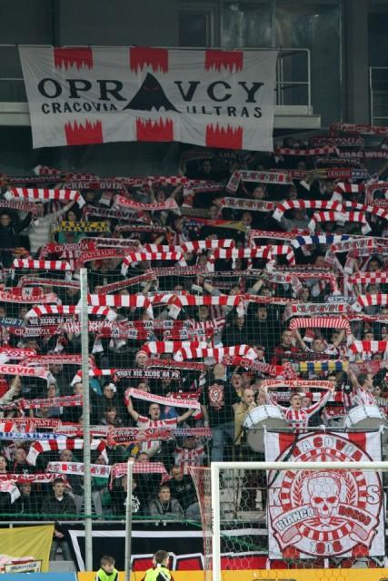 Cracovia - Lech, 13.03. 2011 (1)