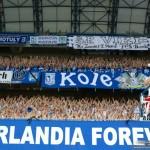 Lech Poznań - AIK (Solna), 9.08.2012