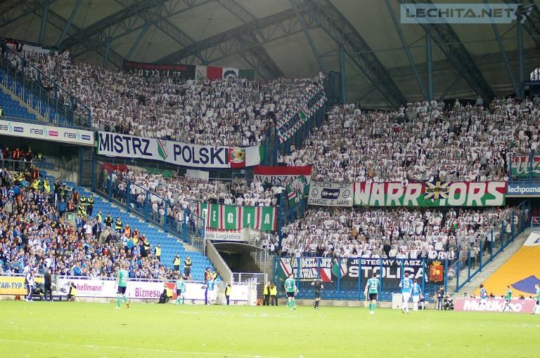 Lech - Legia, 27.10. 2013 (5)