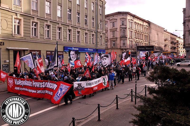 Marsz Zwycięstwa Powstania Wielkopolskiego 2014 (3)