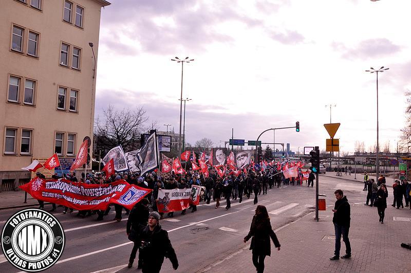 Marsz Zwycięstwa Powstania Wielkopolskiego 2014 (6)