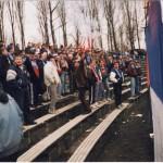 Hutnik - Lech 30.11.1996
