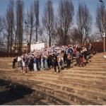 Ruch - Lech 8.03.1997