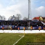 Pogoń Szczecin - Lech Poznań 1.04.2013