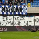 Piast Gliwice - Lech Poznań 15.04.2013