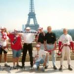 Francja - Polska (Paryż) 16.08.1995