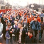 Pogoń - Lech 11.03.1995